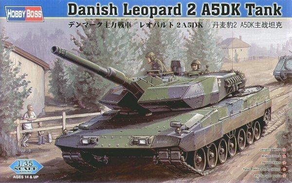 HOBBY BOSS  Danish Leopard 2 A5DK Tank