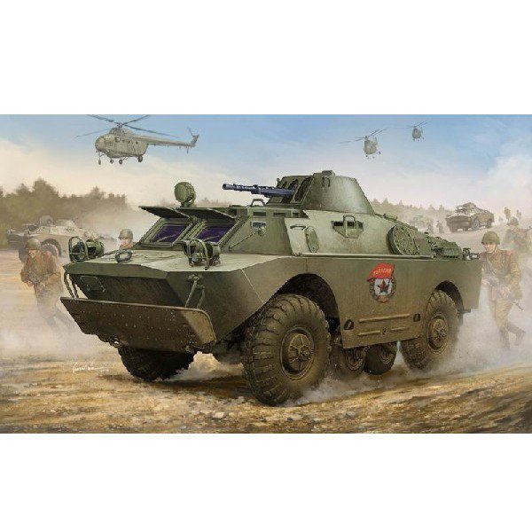 TRUMPETER Russian BRDM-2 (early version)