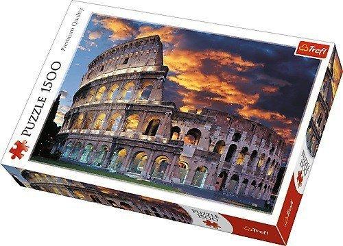 1500 elementów, Koloseum, Rzym