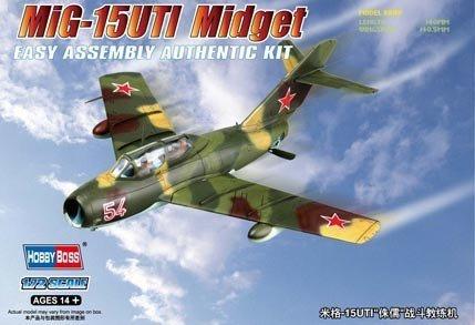 HOBBY BOSS MiG-15UTI Mid get
