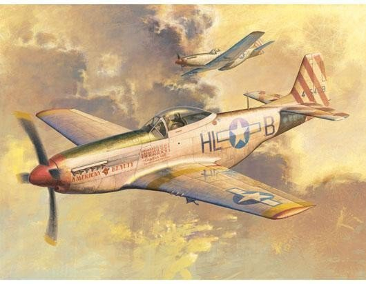 TRUMPETER P-51D Mustang