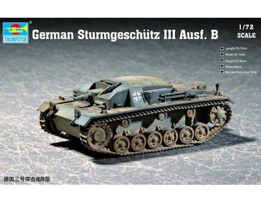 TRUMPETER Germany Sturmgeschutz III