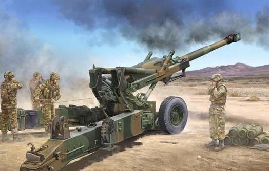 M198 155mm Medium Towed