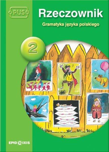 PUS Książka Rzeczownik 2