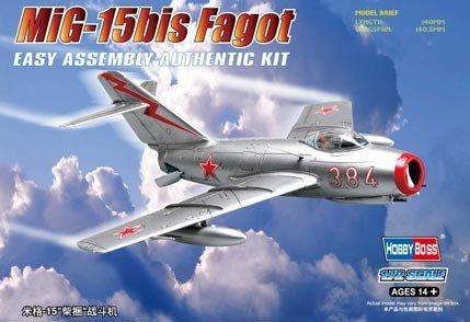 HOBBY BOSS MiG-15bis Fag ot