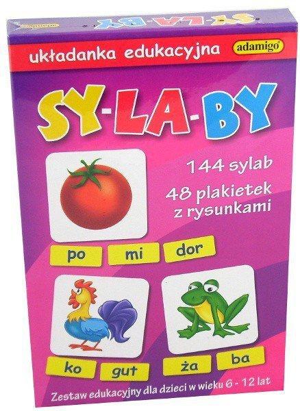Układanka Sylaby