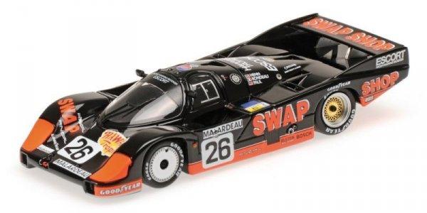 MINICHAMPS Porsche 956L Henns T-Bird