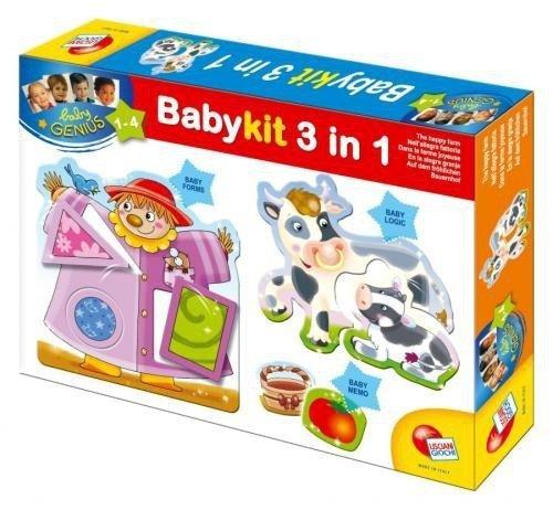 Baby Geniusz Wesoła Farma
