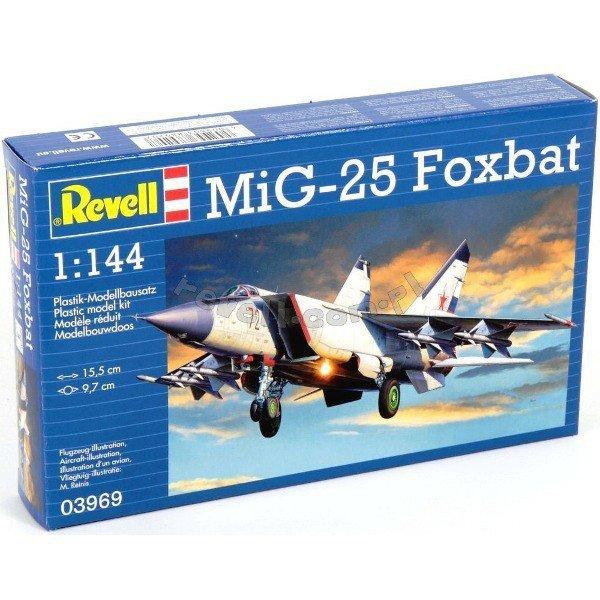 REVELL Mig-25 Foxbat