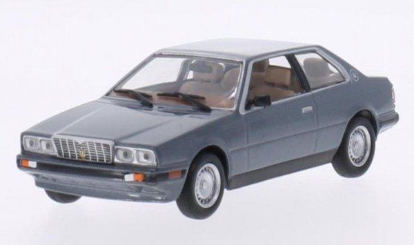 Maserati Biturbo 1982 (metallic grey)