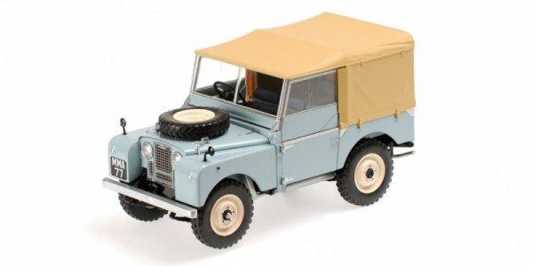 Land Rover 1948 (blue)