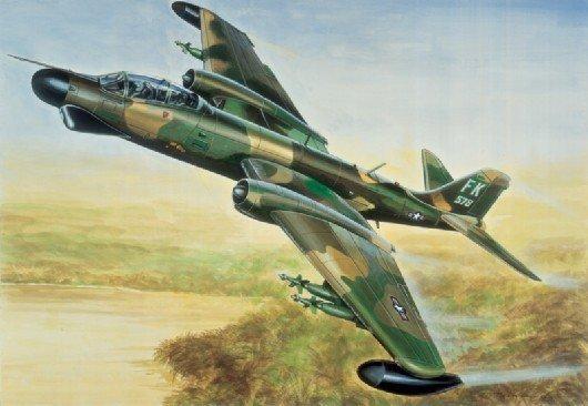 ITALERI B-57G Night Hawk
