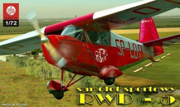 RWD-5 Sportowy