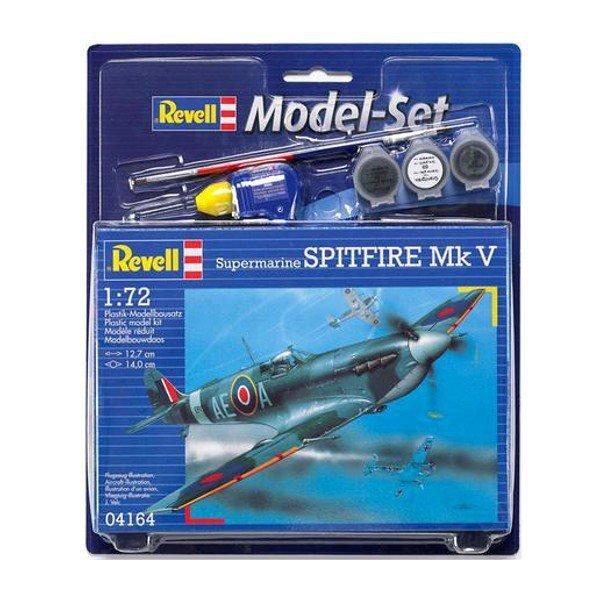 Model set Spitfire mkV