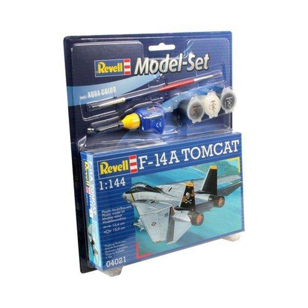 REVELL Model Set F-14 To mcat