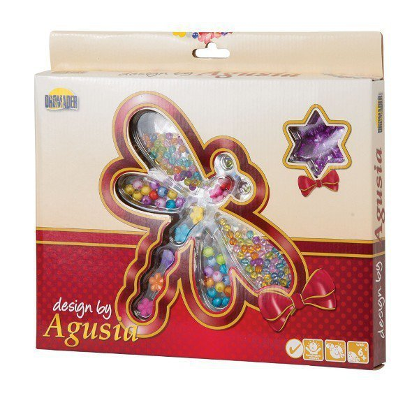 Agusia Koraliki, ważka w pudełku
