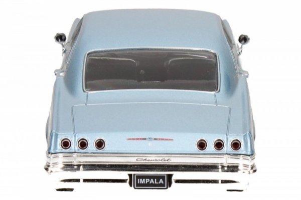 Samochód Chevrolet Impala S S396 1965niebieski
