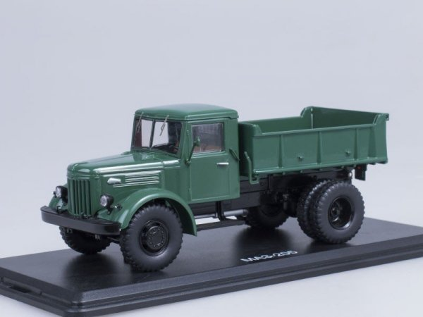MAZ-205 Dumper (early version)