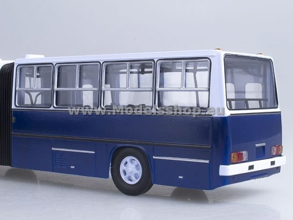 Ikarus-293 Double Articulated Bus