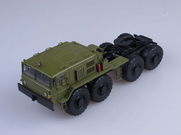 Soviet Military Heavy Truck (khaki)