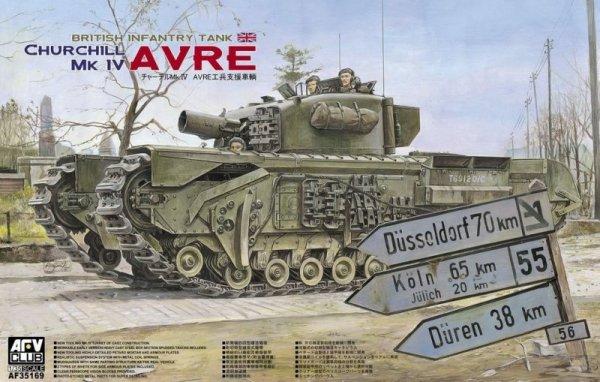 AFV Churchill Mk IV Avre