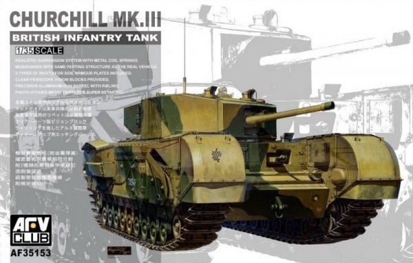AFV Churchill Mk3