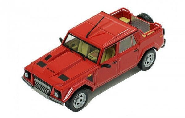 Lamborghini LM 002 1986 (red)