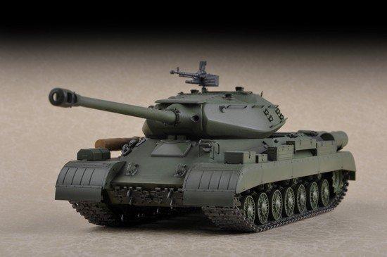 Soviet IS-4 Heavy Tank