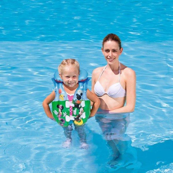 Kamizelka do nauki pływania Minnie&Miki