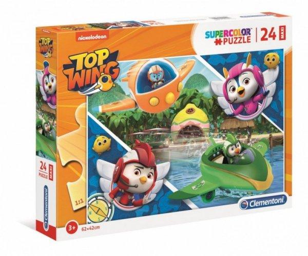 Puzzle 24 elementy Maxi Super Kolor Top Wing