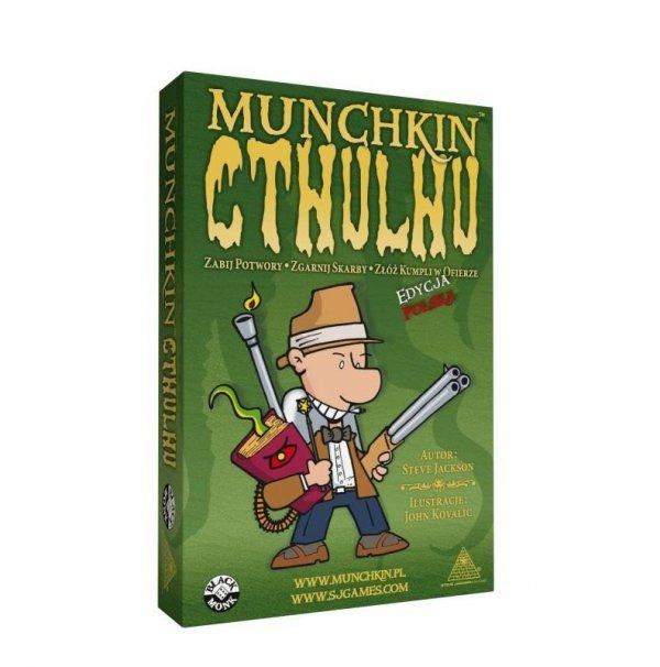 Gra Munchkin Cthulhu