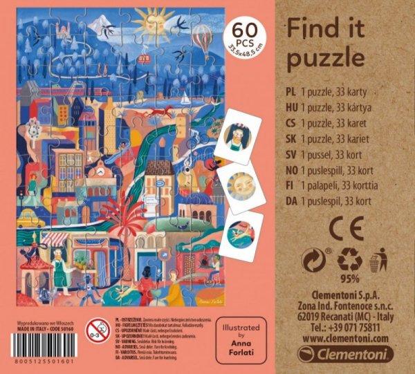 Puzzle Zima