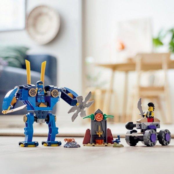 Klocki Ninjago 71740 Electro Mech