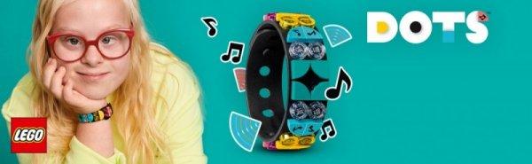 Klocki DOTS 41933 Muzyczna bransoletka