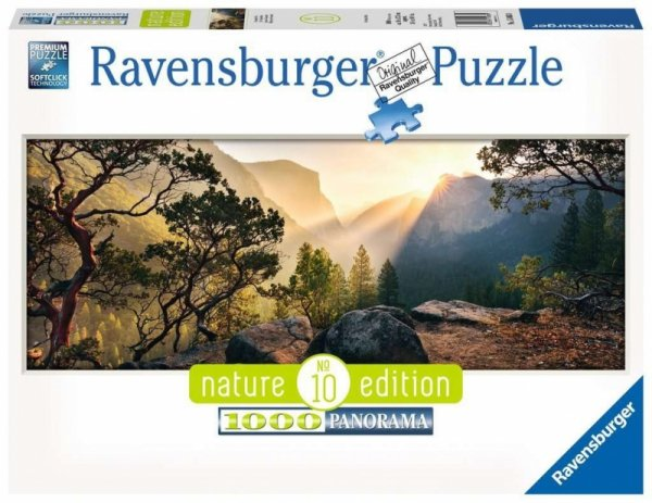 Puzzle 1000 elemetów Park Yosemite