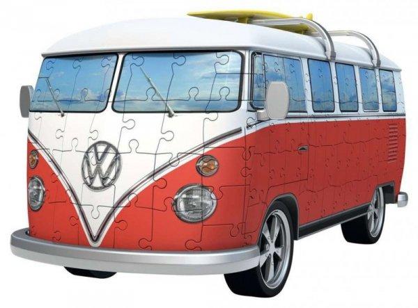 Puzzle 3D 162 elementy Volkswagen T1
