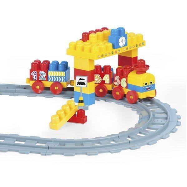 Baby Blocks Kolejka 2,24 m 58 elementów