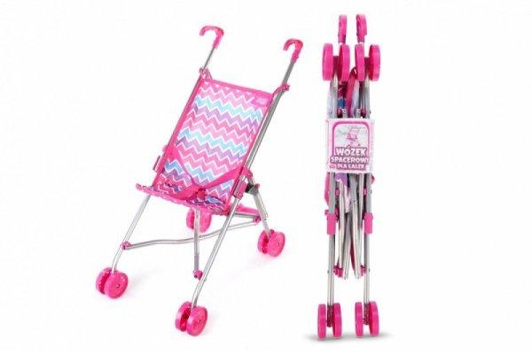 Wózek parasolka dla lalek Natalia