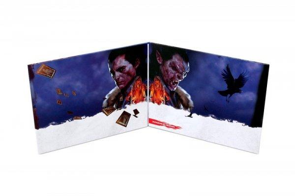 Dungeons&Dragons - Klątwa Strahda - Ekran Mistrza Podziemi
