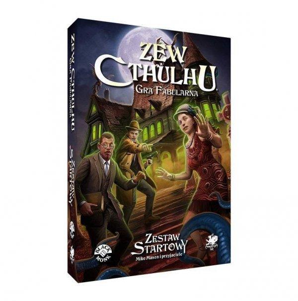 Gra Zew Cthulhu 7 edycja Gra Fabularna
