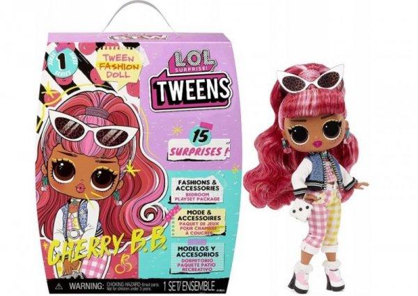 Lalka L.O.L. Surprise Tweens Doll, Cherry B.B.