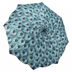 Peacock - parasolka składana Galleria