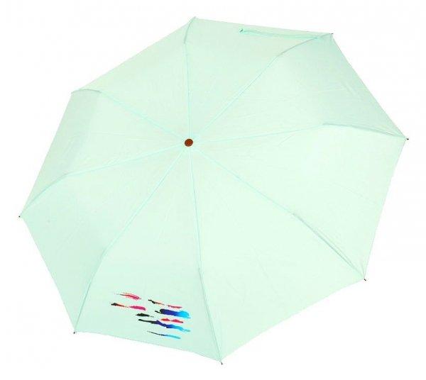 Mint - parasolka składana półautomat Airton 3631