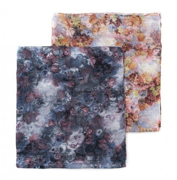Szal Floral pattern