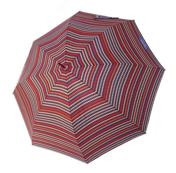 ZigZag Brownie parasol długi Joy Heart 9416