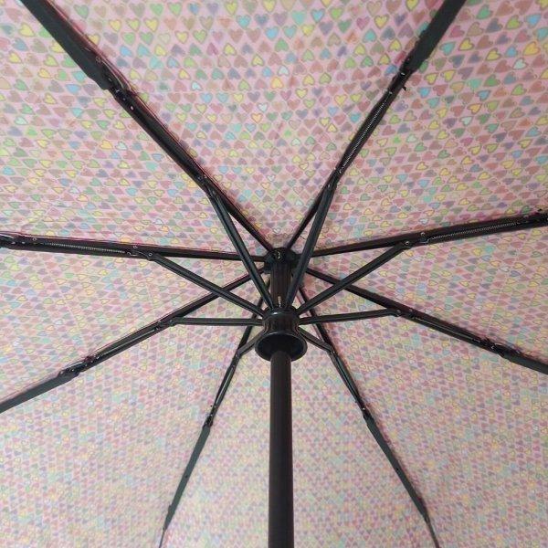 Zakochane koty - parasolka składana full-auto NeX