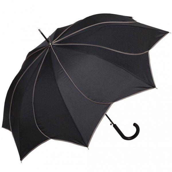 Minou czarna parasolka jak kwiat Von Lilienfeld