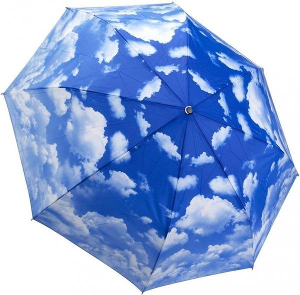 Chmury - niebo - parasolka składana Galleria