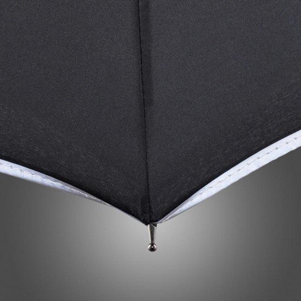 FARE®-Contrary - parasol odwrotny z odblaskową lamówką