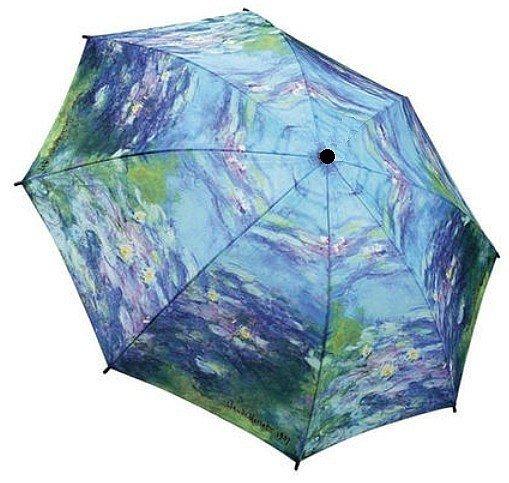 Lilie Wodne Claude Monet  Mała parasolka damska Galleria